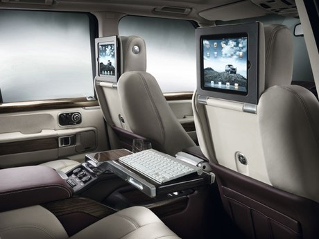 "Genf 2011: Range Rover Autobiography ""Ultimate Edition"""