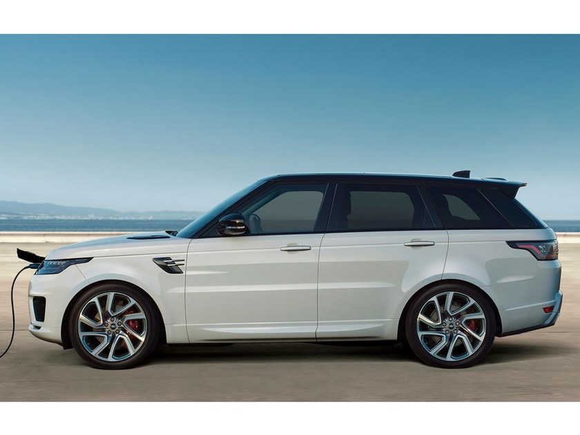 neu range rover sport plug in hybrid auto. Black Bedroom Furniture Sets. Home Design Ideas