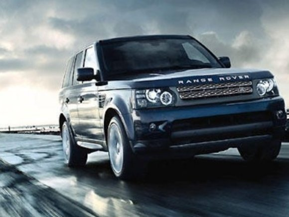 Range Rover TDV8 'Ultimate Edition'