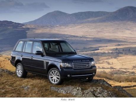 range rover neuer achtzylinder turbodiesel auto. Black Bedroom Furniture Sets. Home Design Ideas