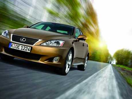 Lexus is 2009 1