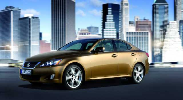 Lexus is 2009 3