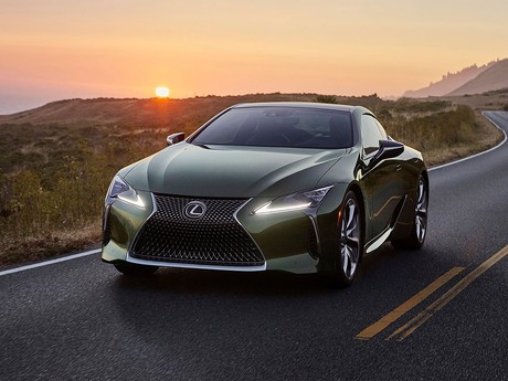 Lexus LC 500 Inspiration Series