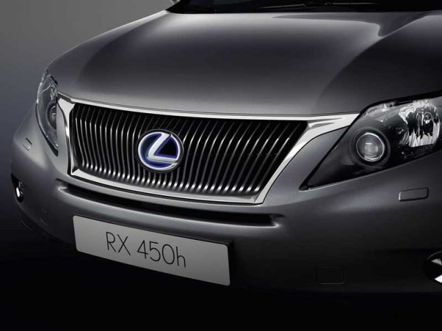 Lexus RX 450h Limited Edition