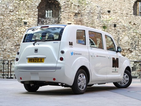 Neues metrocab taxi fuer london 002
