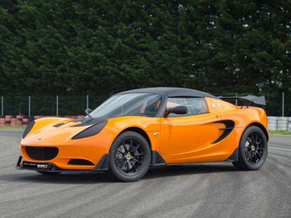 Neu: Lotus Elise Race 250