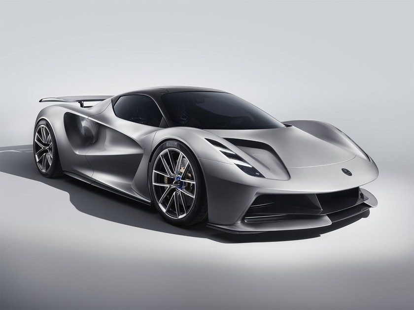 Neuer Supersportwagen Lotus Evija