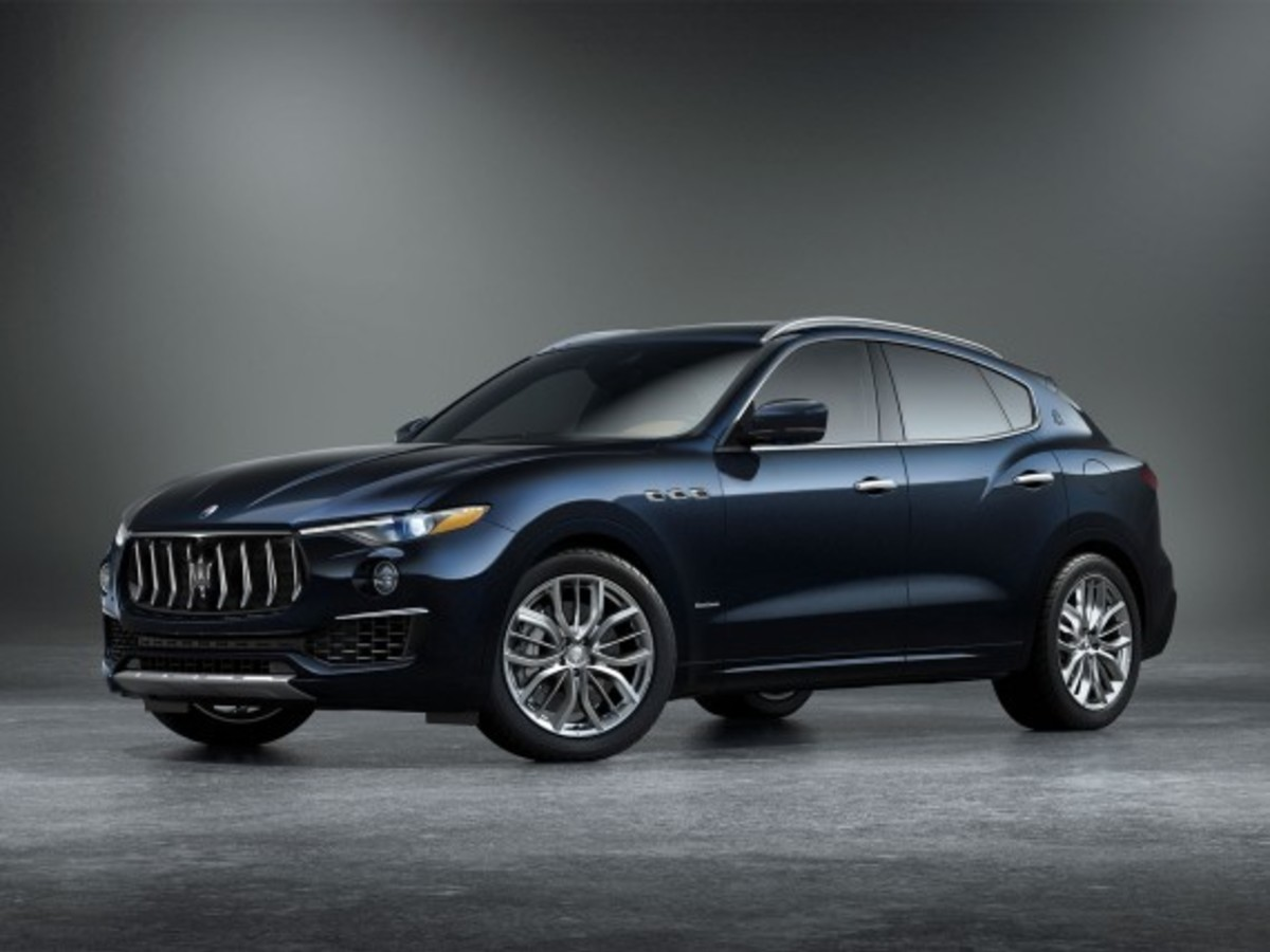Neues Editions-Package bei Maserati