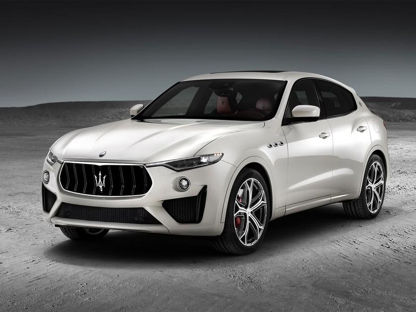 Neu: Maserati Levante GTS ::: auto-motor.at :::