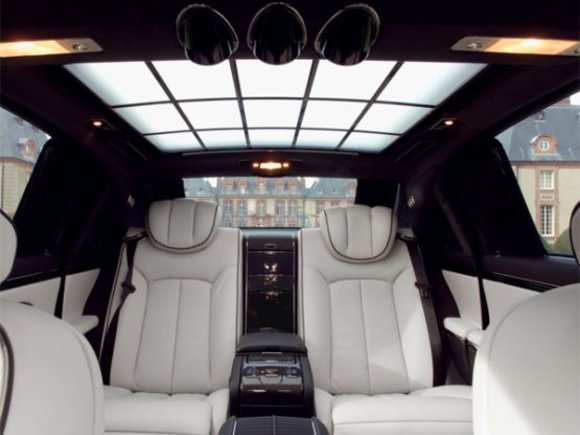 Maybach setzt Standards in der Highend-Luxusklasse