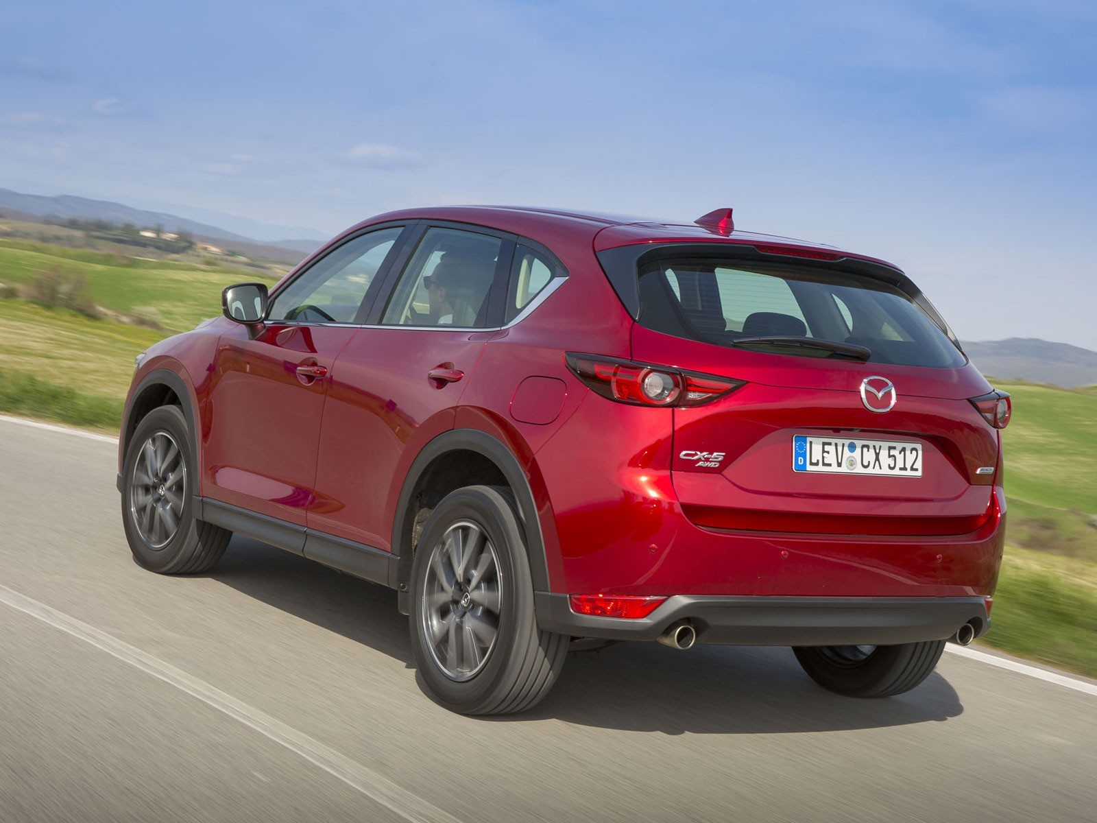 foto neuer mazda cx 5 kommt juni oesterreich vom. Black Bedroom Furniture Sets. Home Design Ideas