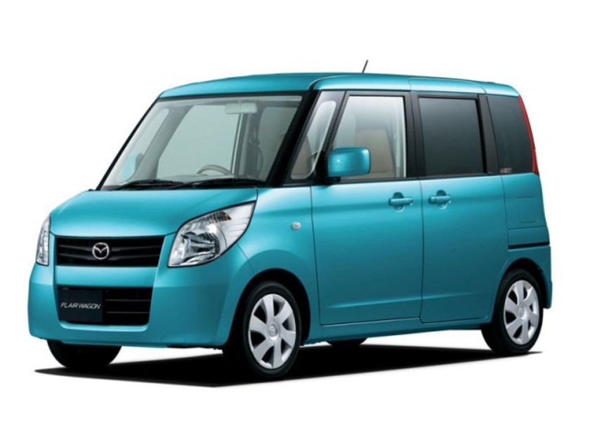 Neu japan mazda flairwagon 001