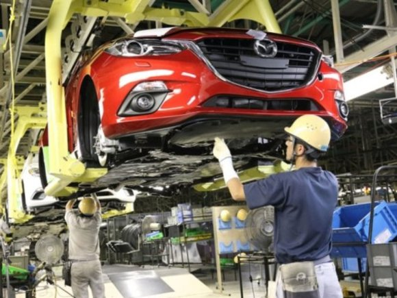 Mazda startet Produtkion in Mexiko
