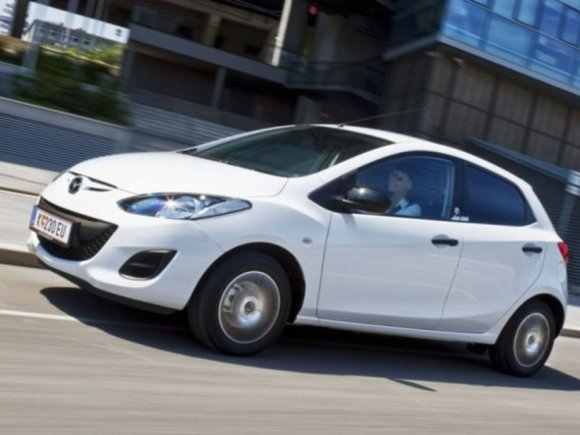 Sondermodell: Mazda 2 Fashion