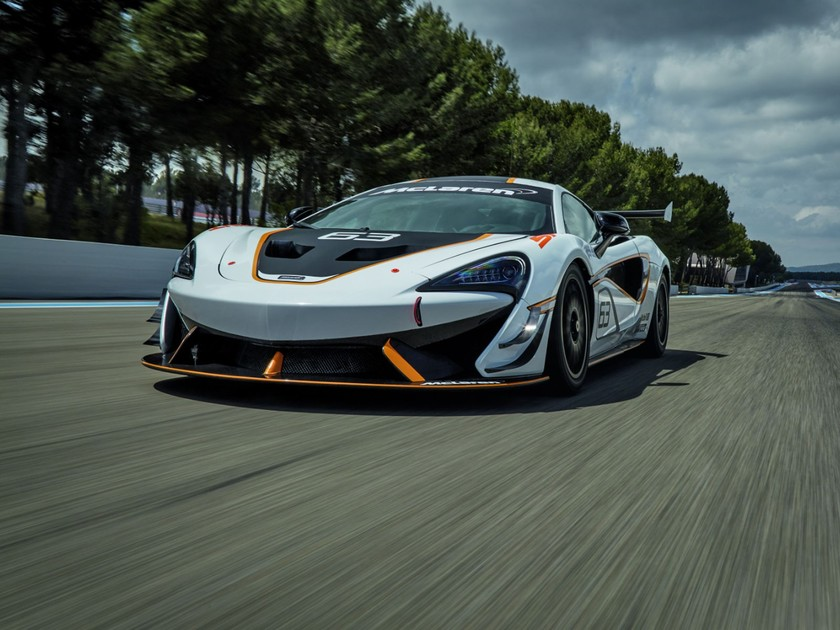 Premiere fuer mclaren 570s sprint goodwood 001
