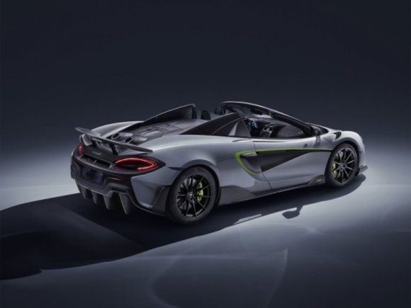 McLaren 600LT Spider by MSO