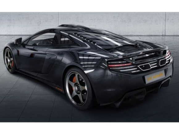 Limited Edition: McLaren 650S Le Mans