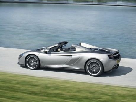 Mclaren praesentierte spezielle version des 650s goodwood 003