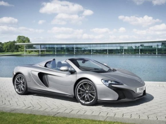 McLaren präsentierte spezielle Version des 650S in Goodwood