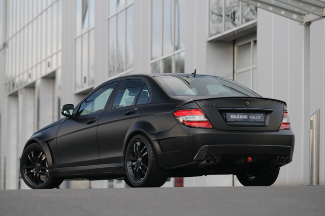 Brabus bullit black arrow h