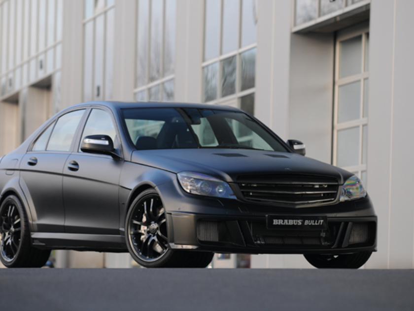 Brabus bullit black arrow v