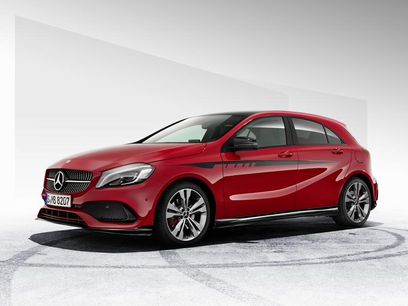 Neues AMG-Zubehör für Mercedes A-Klasse ::: auto-motor.at :::