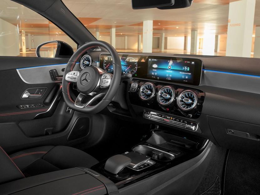 Neue Mercedes A Klasse Limousine Ab Ende 2018 Auto Motor At