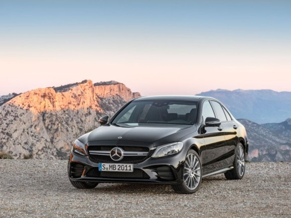 Update für den Mercedes-AMG C 43 4Matic
