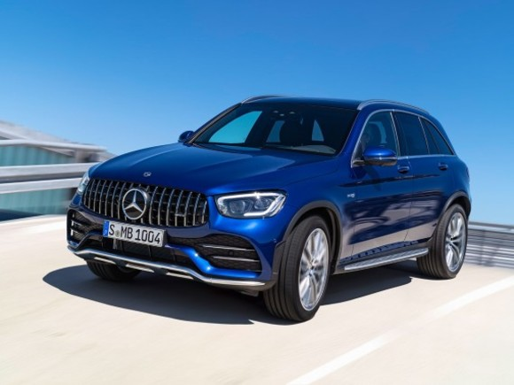 Mercedes-AMG GLC 43 4Matic