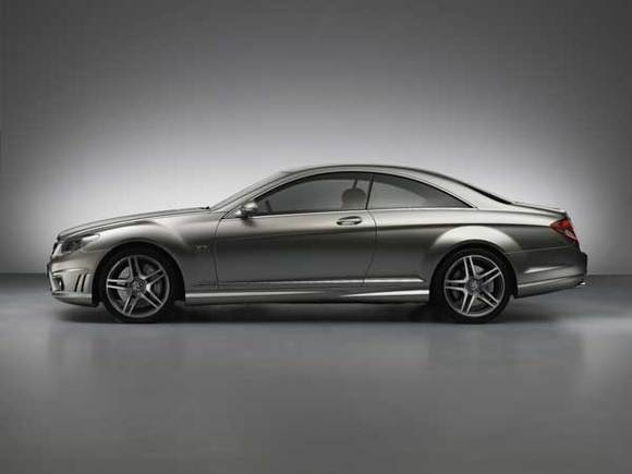 Mercedes cl 65 amg 40th