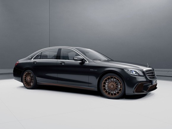 Zum V12-Abschied: Mercedes-AMG S 65 Final Edition