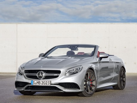 Limited edition mercedes amg s63 4matic cabrio edition 130 001