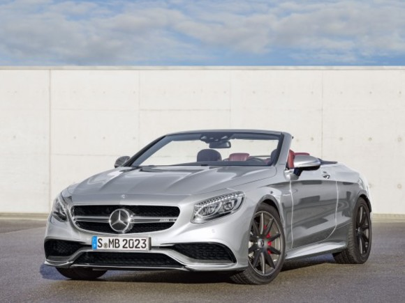 "Limited Edition: Mercedes-AMG S63 4Matic Cabrio ""Edition 130"""