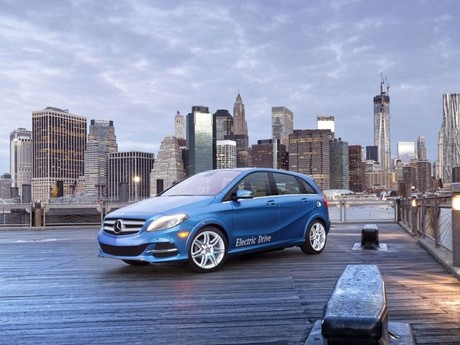 Premiere new york mercedes b klasse electric drive 006