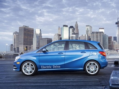 Premiere new york mercedes b klasse electric drive 008
