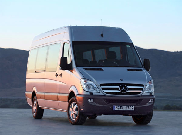 foto mercedes sprinter vom artikel der neue. Black Bedroom Furniture Sets. Home Design Ideas