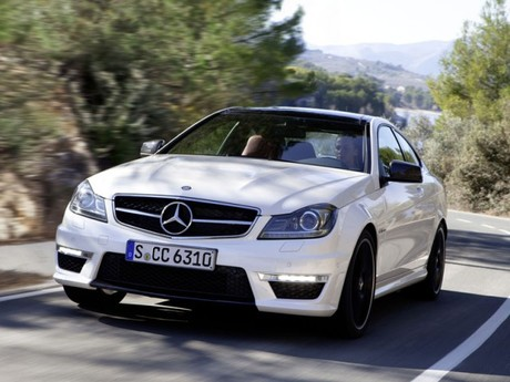 Neu: Mercedes C 63 AMG Coupe