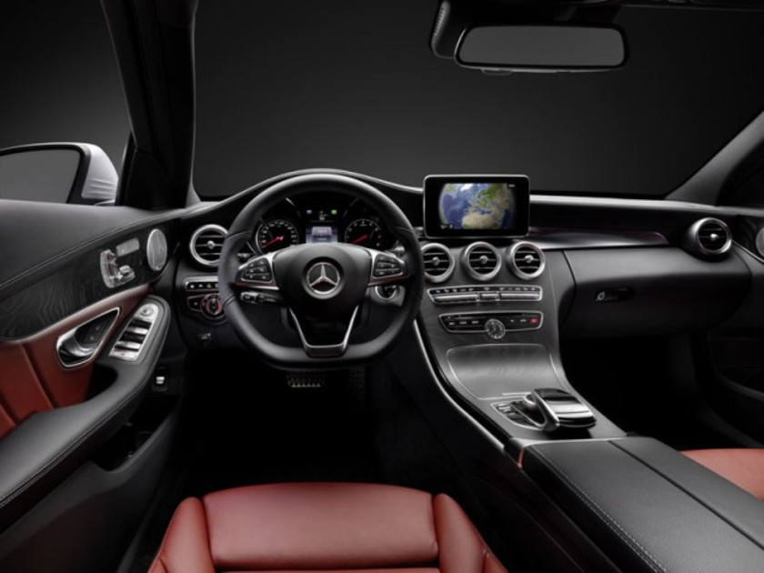 Neue Mercedes C-Klasse - Erste Infos ::: auto-motor.at :::