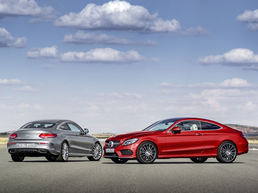 Mercedes c coupe ist ab sofort bestellbar 001