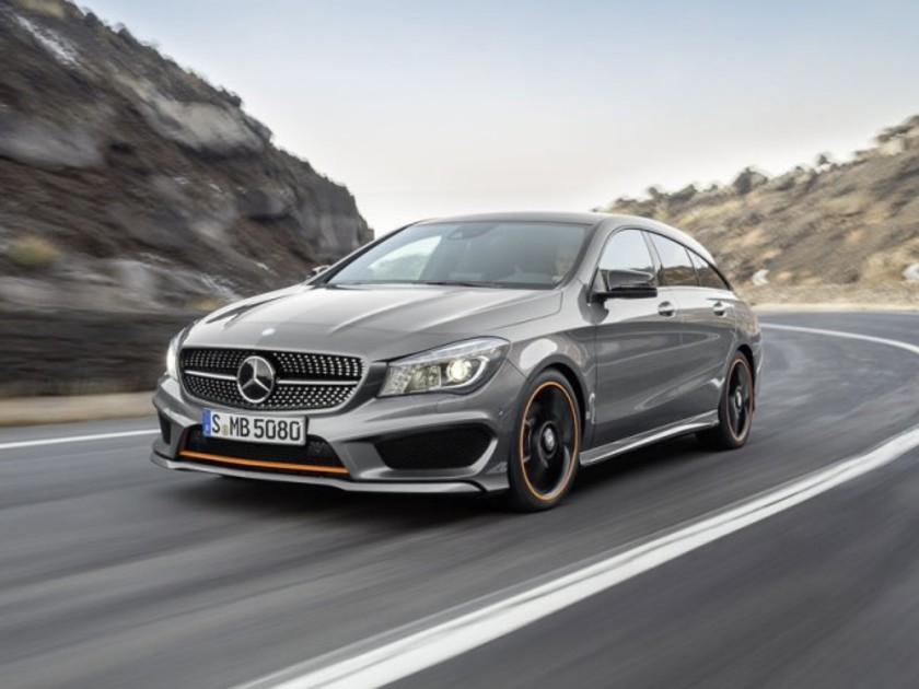 Der neue mercedes cla shooting brake 001