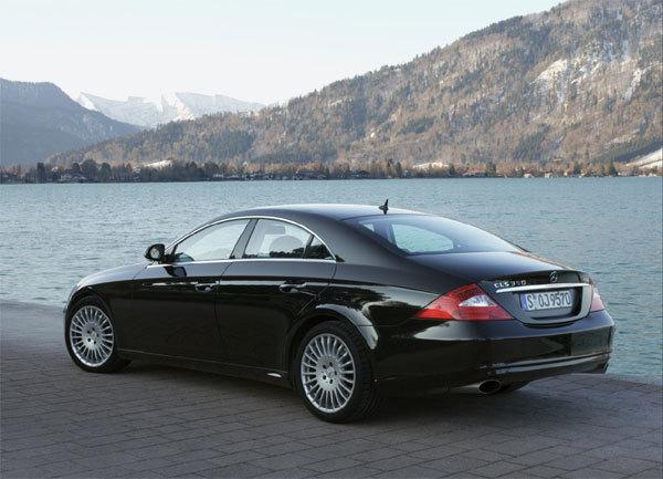 Catalogue Mercedes Cls  Cdi