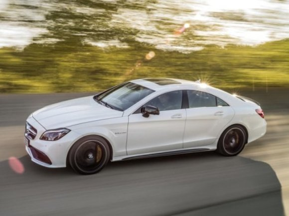 Facelift für den Mercedes CLS und CLS Shooting Brake