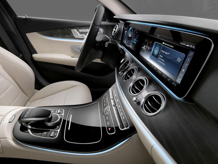 Fotos: Neue Mercedes E-Klasse ::: auto-motor.at :::