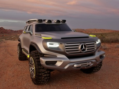 Neu mercedes ener g force concept 001
