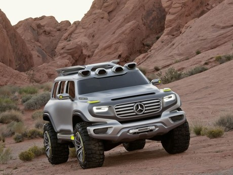 Neu mercedes ener g force concept 007