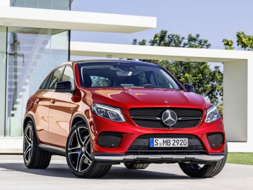 Premiere fuer mercedes gle coupe 001