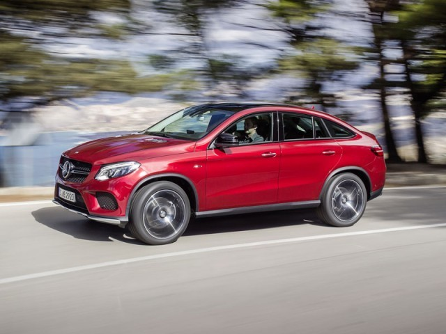 Premiere fuer mercedes gle coupe 003