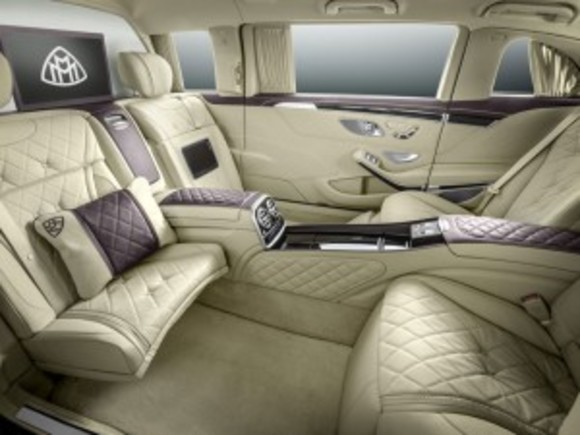 Mercedes-Maybach Pullmann