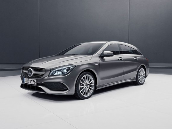 Neue Night Edition-Modelle von Mercedes