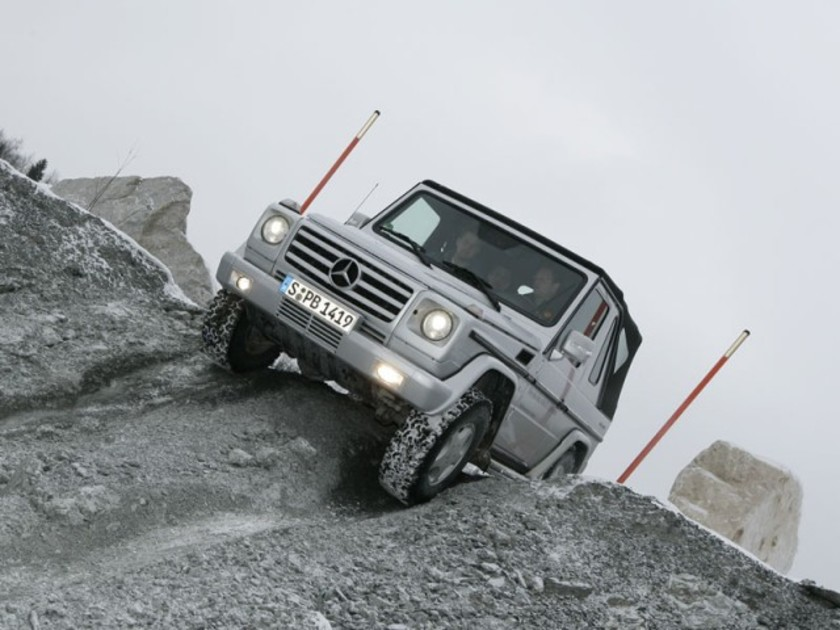 Mercedes 4matic offroad experience oesterreich 001